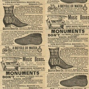 1890's fashion and entertainment