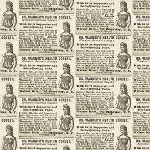 Dr Warner's Health Corset