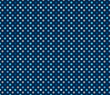 pois_mutilco_bleu_M fabric by nadja_petremand on Spoonflower - custom fabric