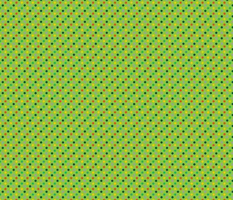pois_mutico_vert_S fabric by nadja_petremand on Spoonflower - custom fabric