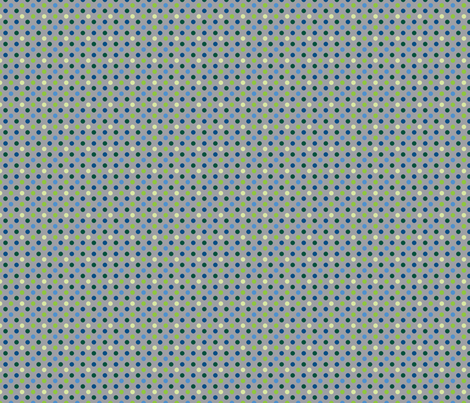 pois_multico_gris_S fabric by nadja_petremand on Spoonflower - custom fabric