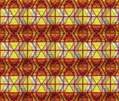 Op Grid fabric by robin_rice on Spoonflower - custom fabric