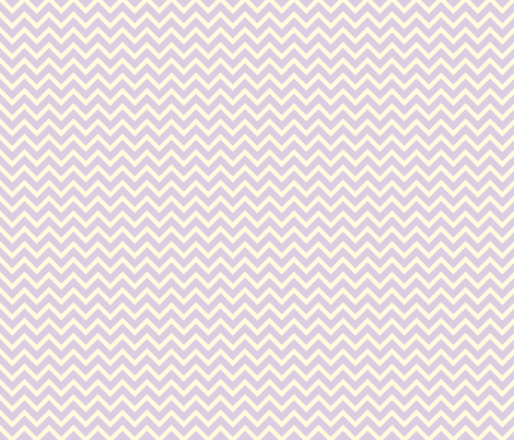 periwinkle chevron fabric by amybethunephotography on Spoonflower - custom fabric