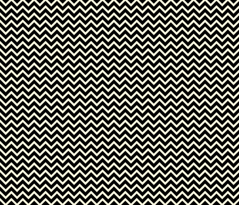 bw chevron fabric by amybethunephotography on Spoonflower - custom fabric