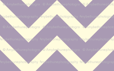 lilac chevron