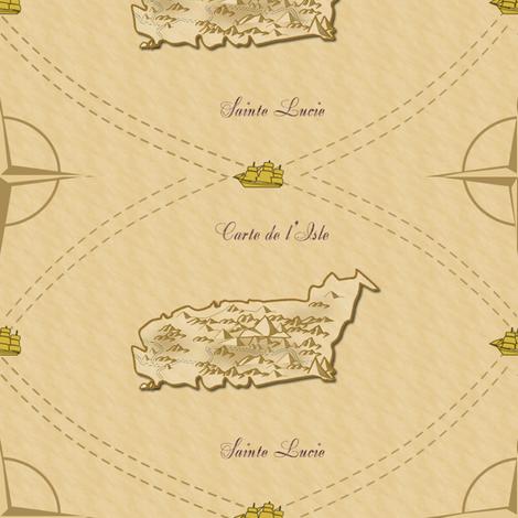 st.lucie fabric by j0nnblaze on Spoonflower - custom fabric