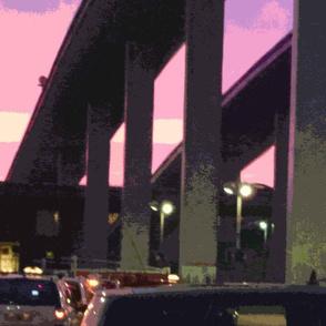 Sunrise at CDG, Futuristic Mode