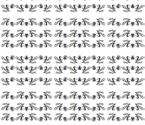 pattern fabric by tgrh on Spoonflower - custom fabric