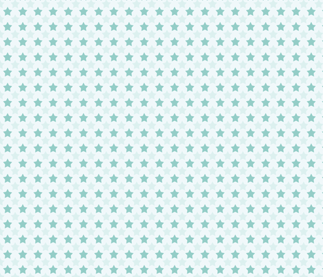 étoile_pastel fabric by nadja_petremand on Spoonflower - custom fabric