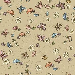 Gnomeland - Magic fields