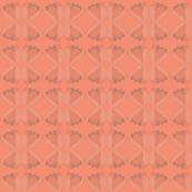 POINTALLISM TULIP orange