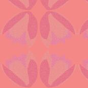 POINTALLISM TULIP pink