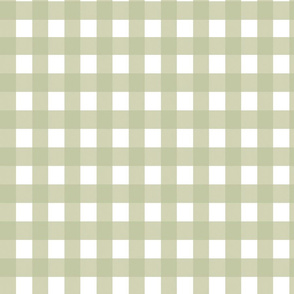 gingham green lovely