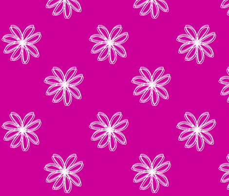 SB_Pink fabric by stickelberry on Spoonflower - custom fabric