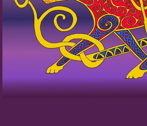 celtic cat 15d Banner