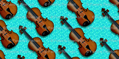 © 2011 VIOLIN-GREENBLUE