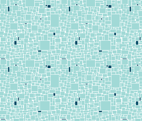 Geo fabric by aimeemarie on Spoonflower - custom fabric