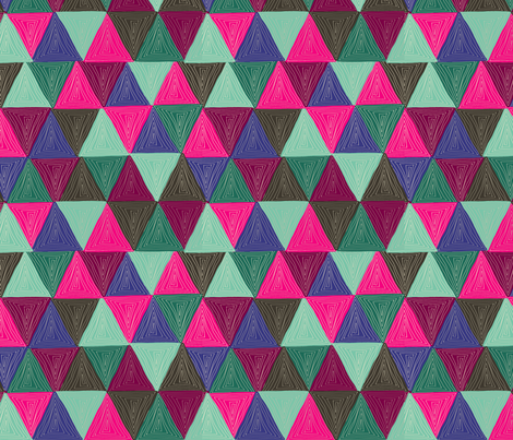 Angles fabric by lydia_meiying on Spoonflower - custom fabric