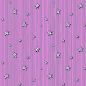 Paper Stars Pink-ed