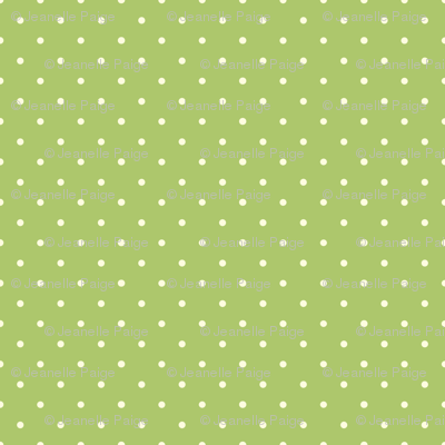 OwlLuhvCollection_PolkaDotPop_Green