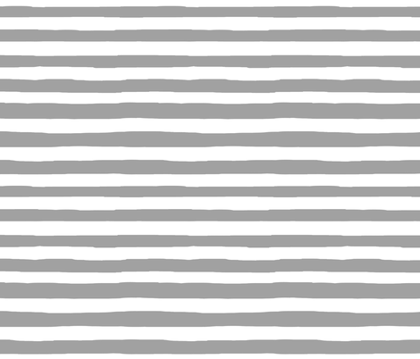grey stripes fabric by cait88 on Spoonflower - custom fabric