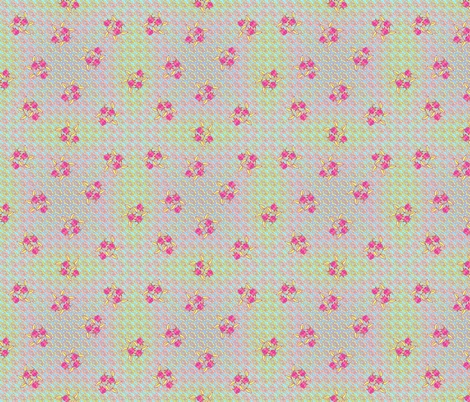 © 2011 Rose Jardin fabric by glimmericks on Spoonflower - custom fabric