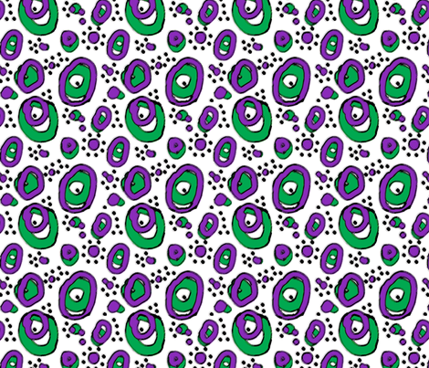 happy bubbles fabric by heikou on Spoonflower - custom fabric