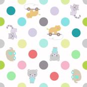 animal dots