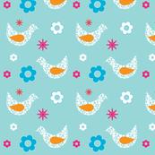 Candy birds