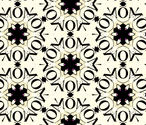 momo fabric by heikou on Spoonflower - custom fabric