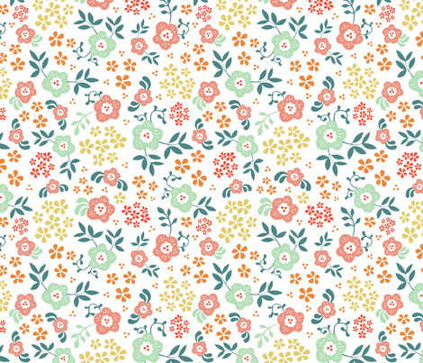 Eden fabric by jiah on Spoonflower - custom fabric