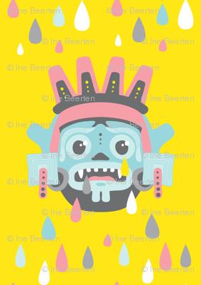 When the rain gods cry