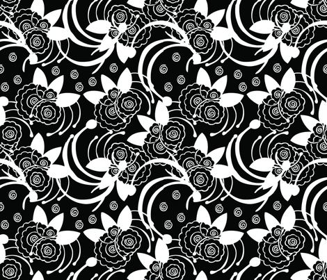 Black___white_whimsical_floral_shop_preview
