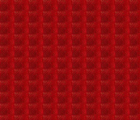 Strawberry Jam fabric by haleystudio on Spoonflower - custom fabric