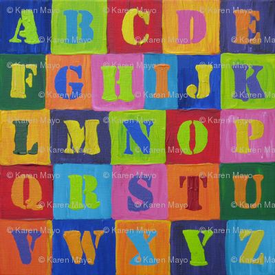 My_Jasper_Johns_Alphabet