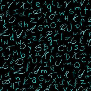 Alphabet Universe