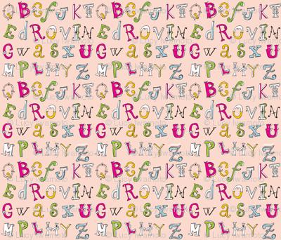 Carolina's Alphabet