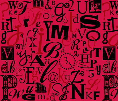 Letter Fashionista