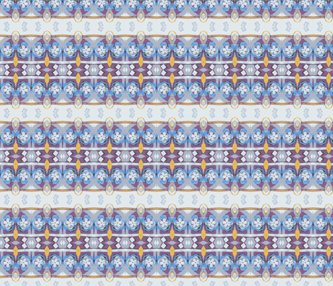 ancient pavement fabric by mimi&me on Spoonflower - custom fabric