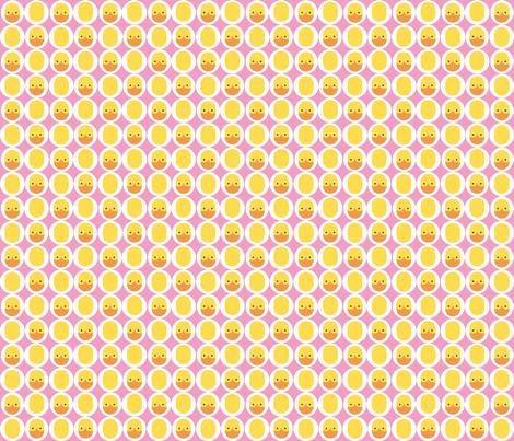Ducks fabric by ankepanke on Spoonflower - custom fabric