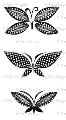 Butterfly Tapa