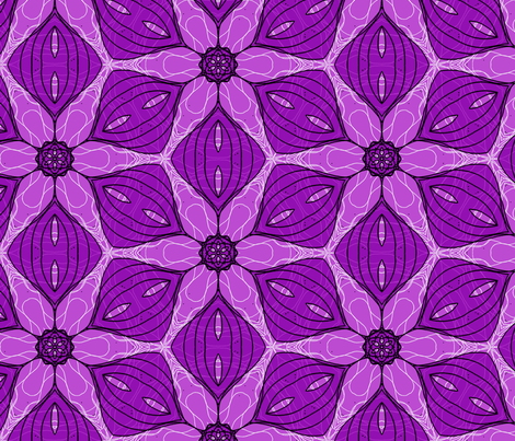 lavender fabric by heikou on Spoonflower - custom fabric
