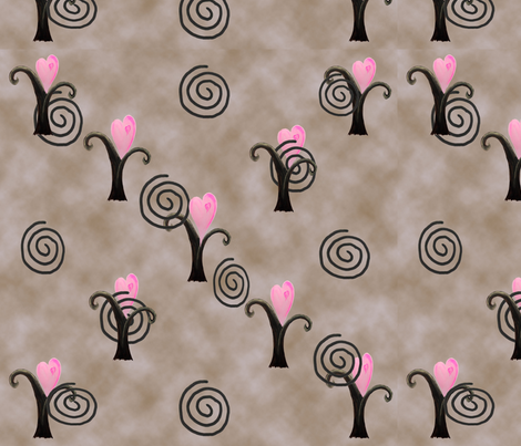 Tree of Life fabric by vicxpix on Spoonflower - custom fabric