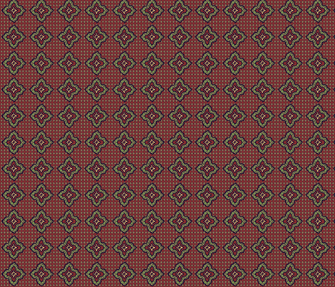 EleBoo Calico fabric by elephant_booty_studio on Spoonflower - custom fabric