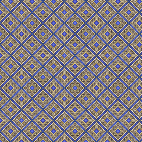 Bandar's Squares fabric by siya on Spoonflower - custom fabric