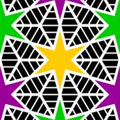 R6 E2r web of stars (inverse)