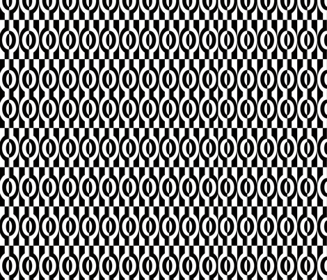 black_and_white fabric by cveta on Spoonflower - custom fabric