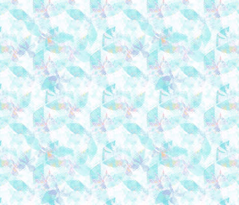 © 2011 Orchid Dreams on Ice fabric by glimmericks on Spoonflower - custom fabric