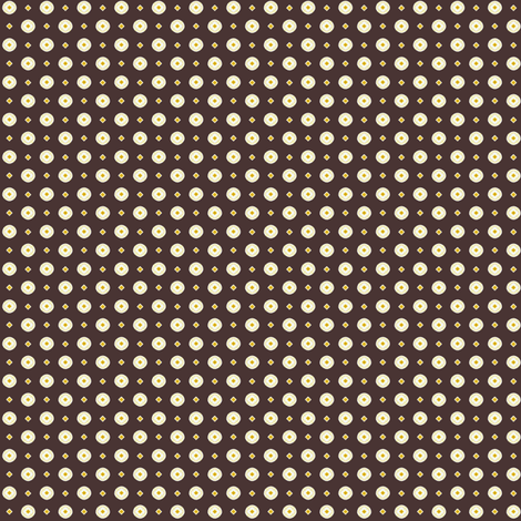 Rojilasha's Dots - Gray fabric by siya on Spoonflower - custom fabric