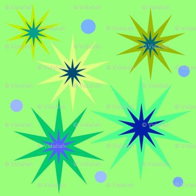 Greeny stars